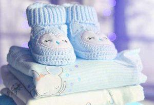 Baby-Kleidung für Jungen