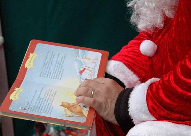 Weihnachtsgeschichten vorlesen